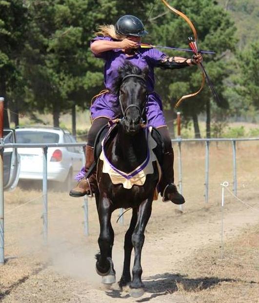Medieval Horse Games – Jasper's Jaunts
